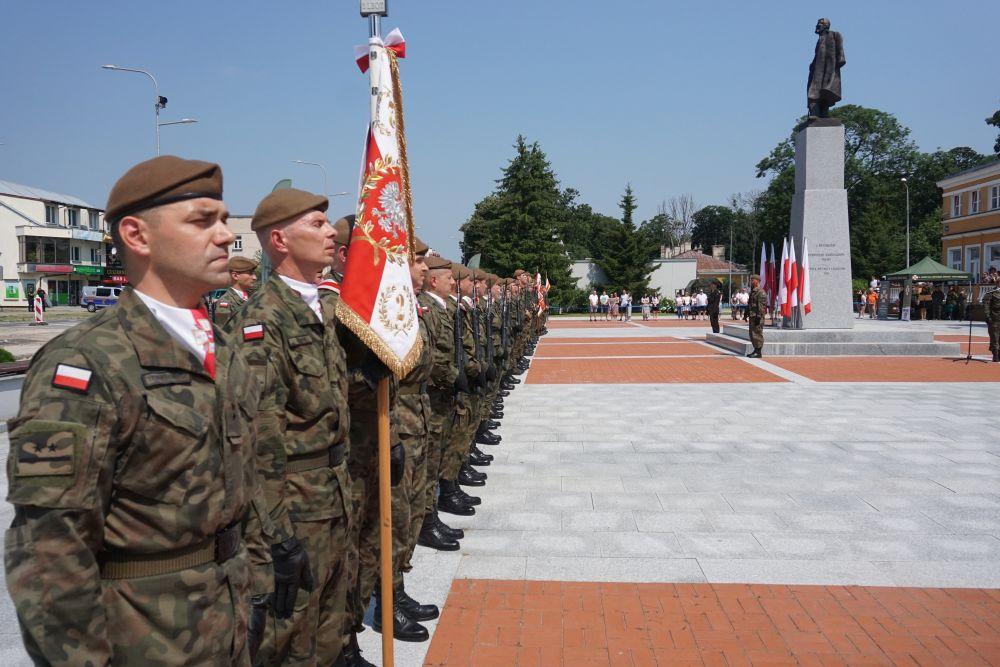 Województwo lubelskie: Lubelska Brygada Obrony Terytorialnej większa o ponad 50 żołnierzy - Zdjęcie główne