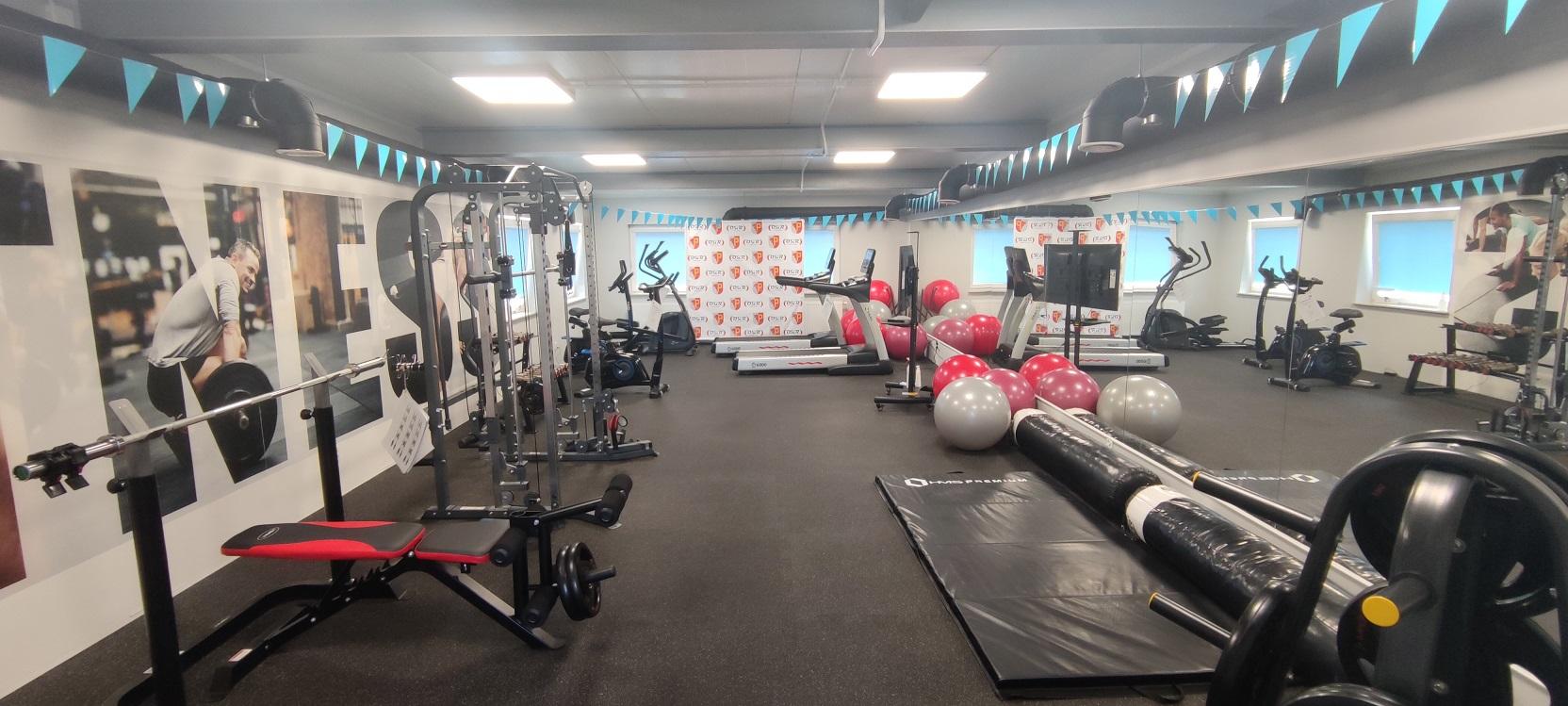 Poniatowa: Nowa siłownia czeka na mieszkańców - Zdjęcie główne