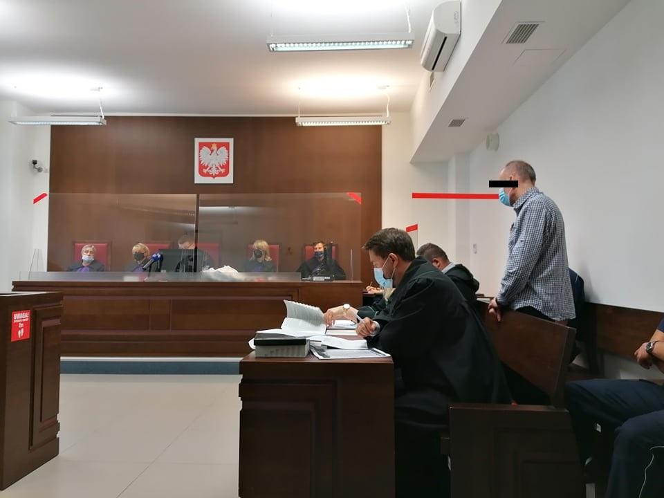 Były policjant oskarżony o zabóstwo 16-latka pod Opolem Lubelskim: To był wypadek. Nikogo nie chciałem zabić - Zdjęcie główne