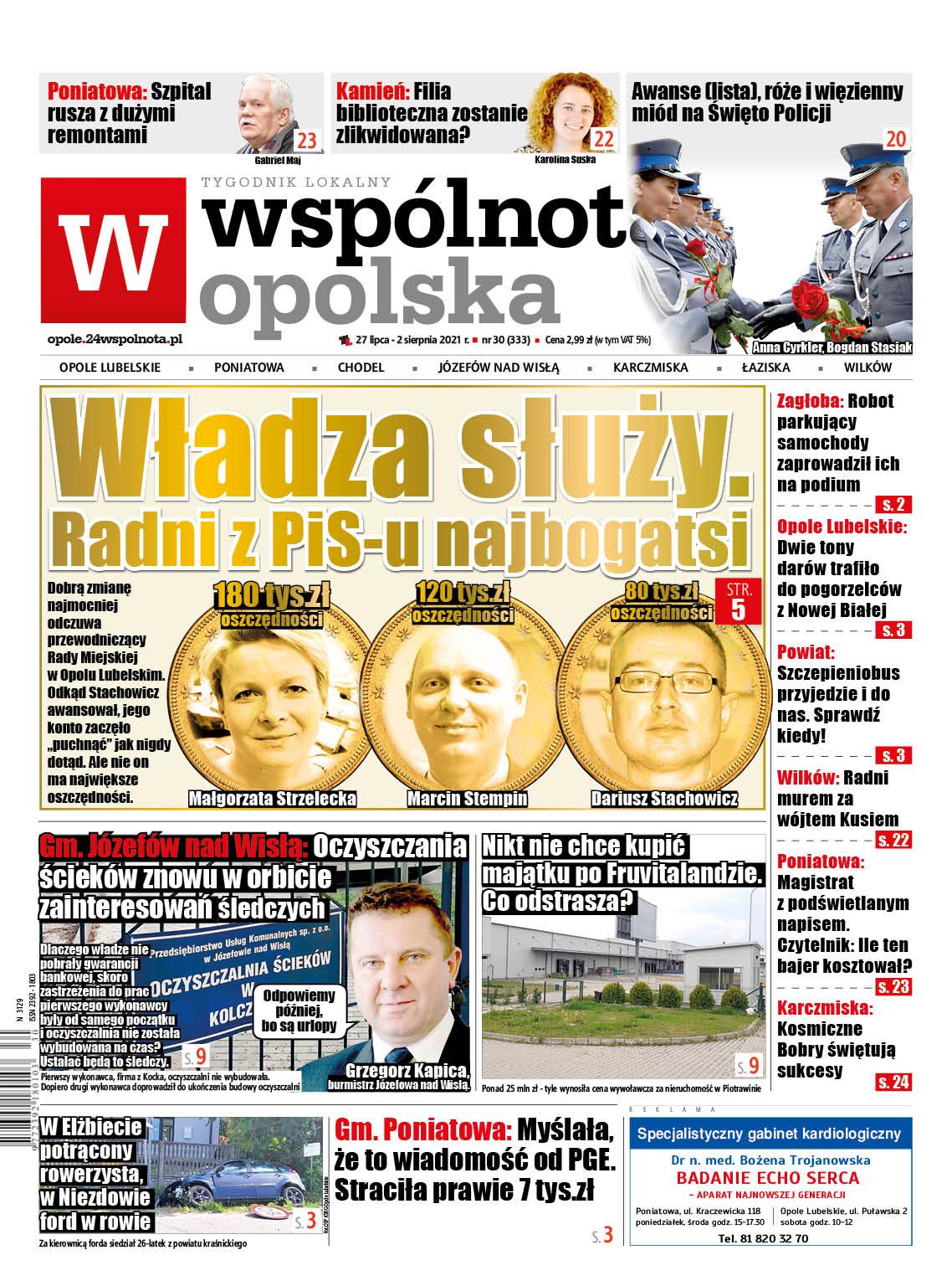 Najnowszy numer Wspólnoty Opolskiej - Zdjęcie główne
