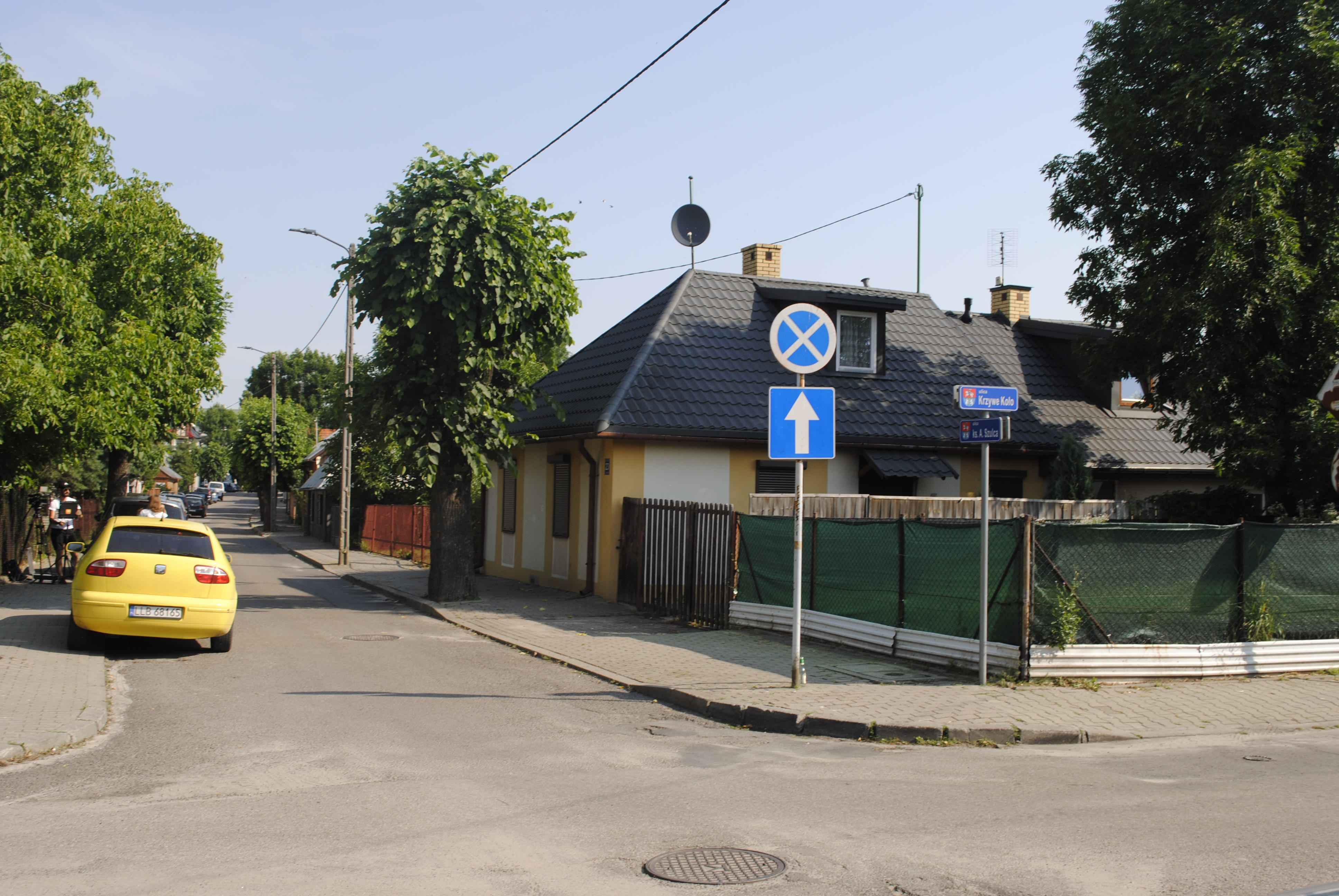 Kobieta zamordowana na ulicy w centrum Lubartowa - Zdjęcie główne