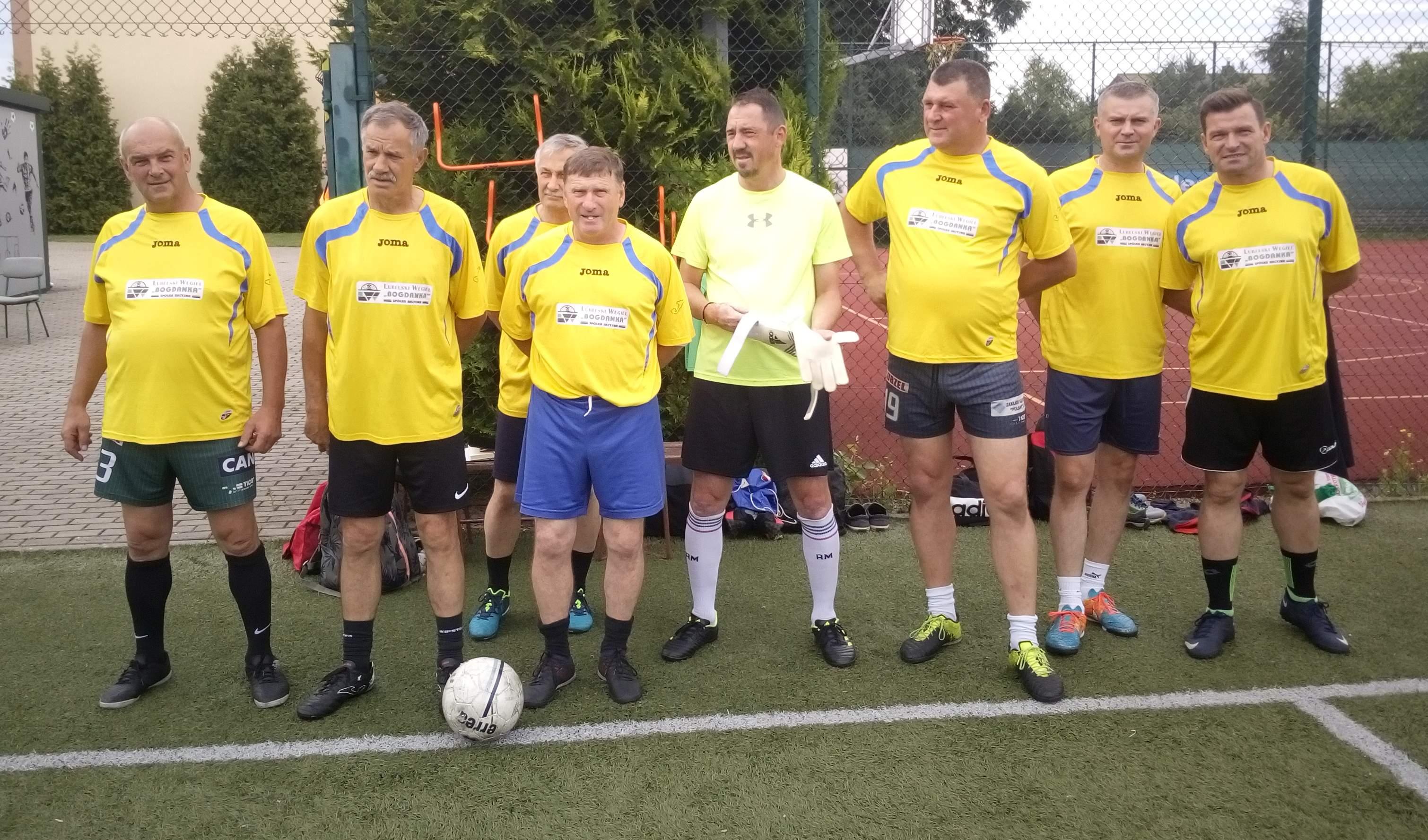 Nasi piłkarscy oldboye zagrali w Jagiellońskim Turnieju [GALERIA] - Zdjęcie główne