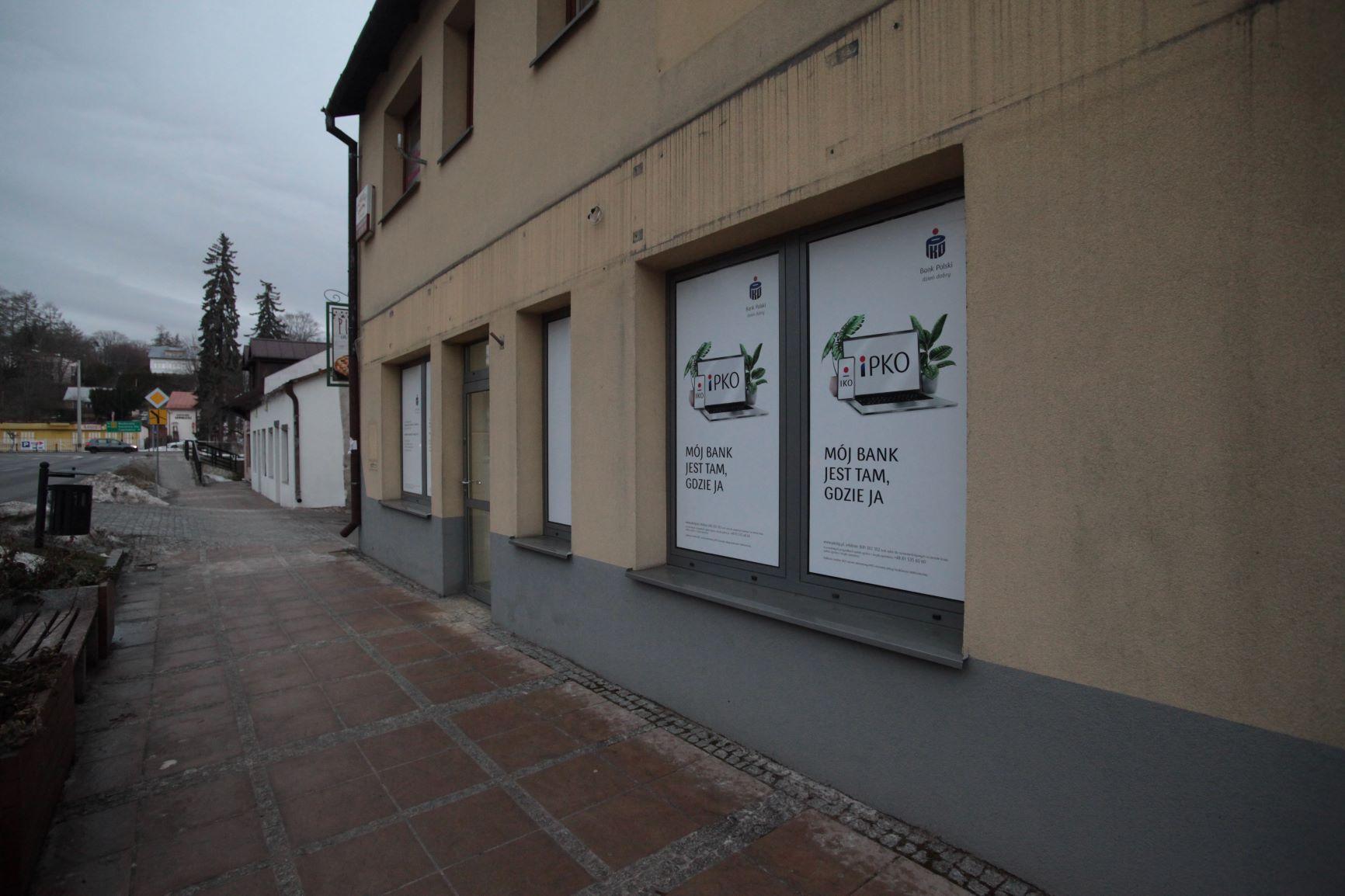 Nałęczów: Ani banku, ani agencji - Zdjęcie główne