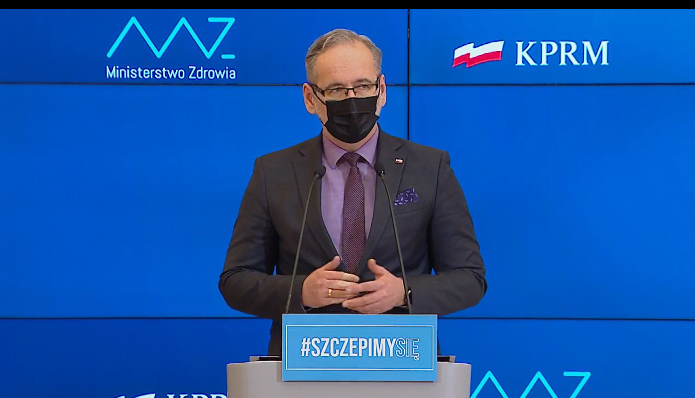 Koronawirus: Zbliża się czwarta fala pandemii? Minister zdrowia: Stabilizacja zakażeń odchodzi w przeszłość - Zdjęcie główne