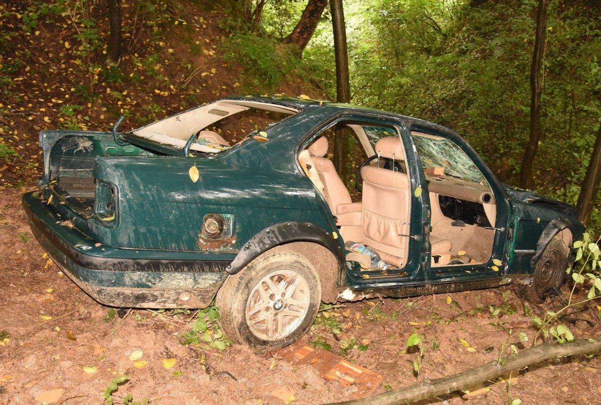 Ukradł BMW, trafił do aresztu - Zdjęcie główne