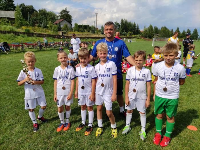 Turniej Cisowianka Football Cup - Zdjęcie główne