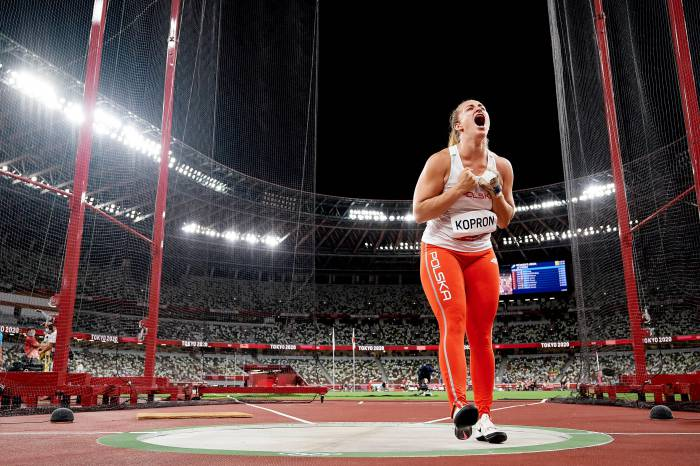 Malwina Kopron wywalczyła olimpijski brąz: Dawno tak nie płakałam, ale to były łzy szczęścia - Zdjęcie główne