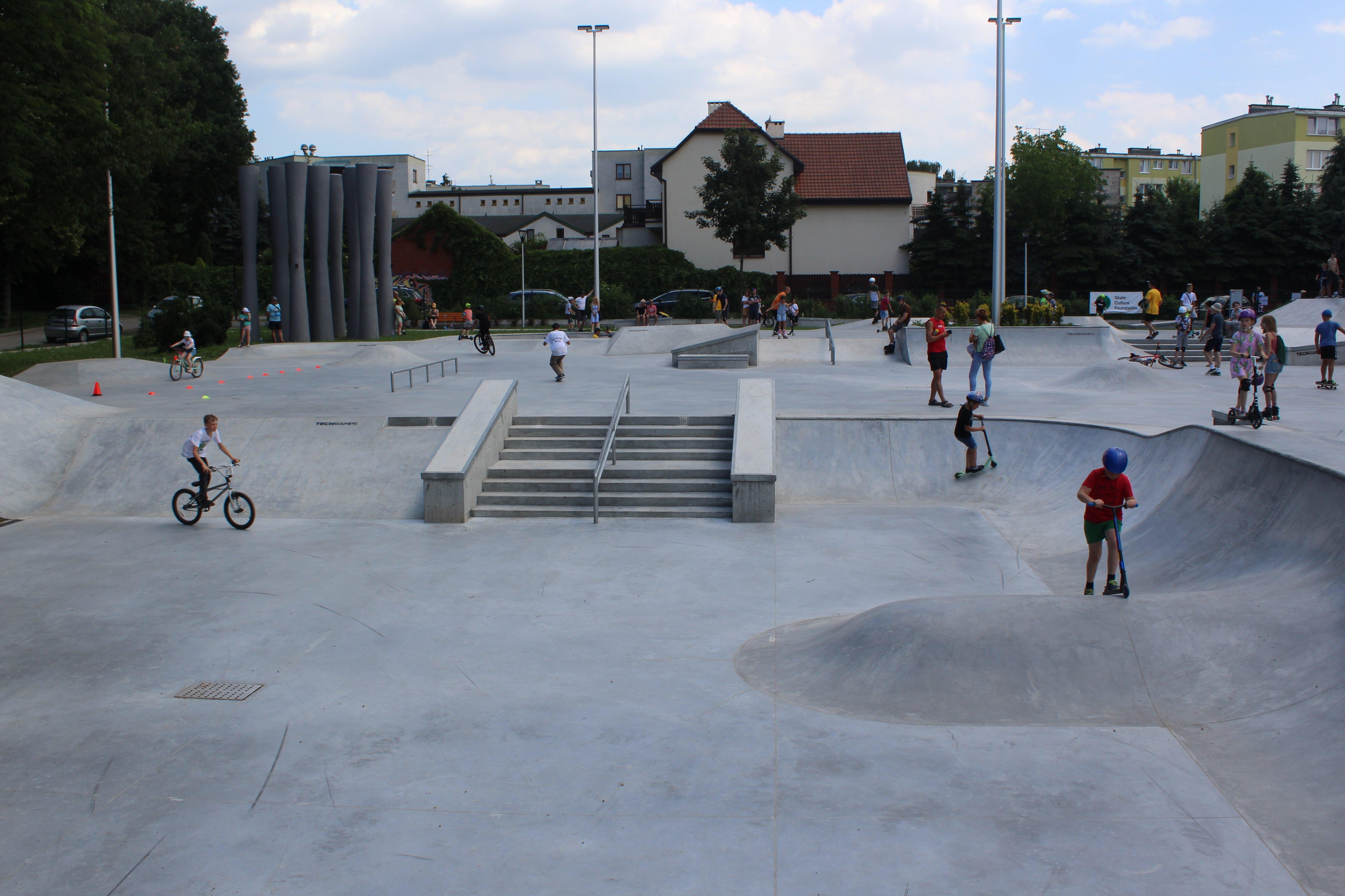 Takiego skateparku nie ma w całym województwie - Zdjęcie główne