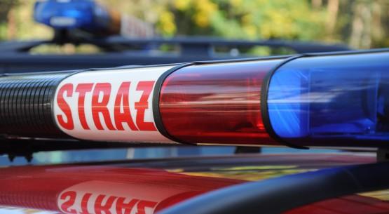 Tragiczny pożar w Puławach - Zdjęcie główne