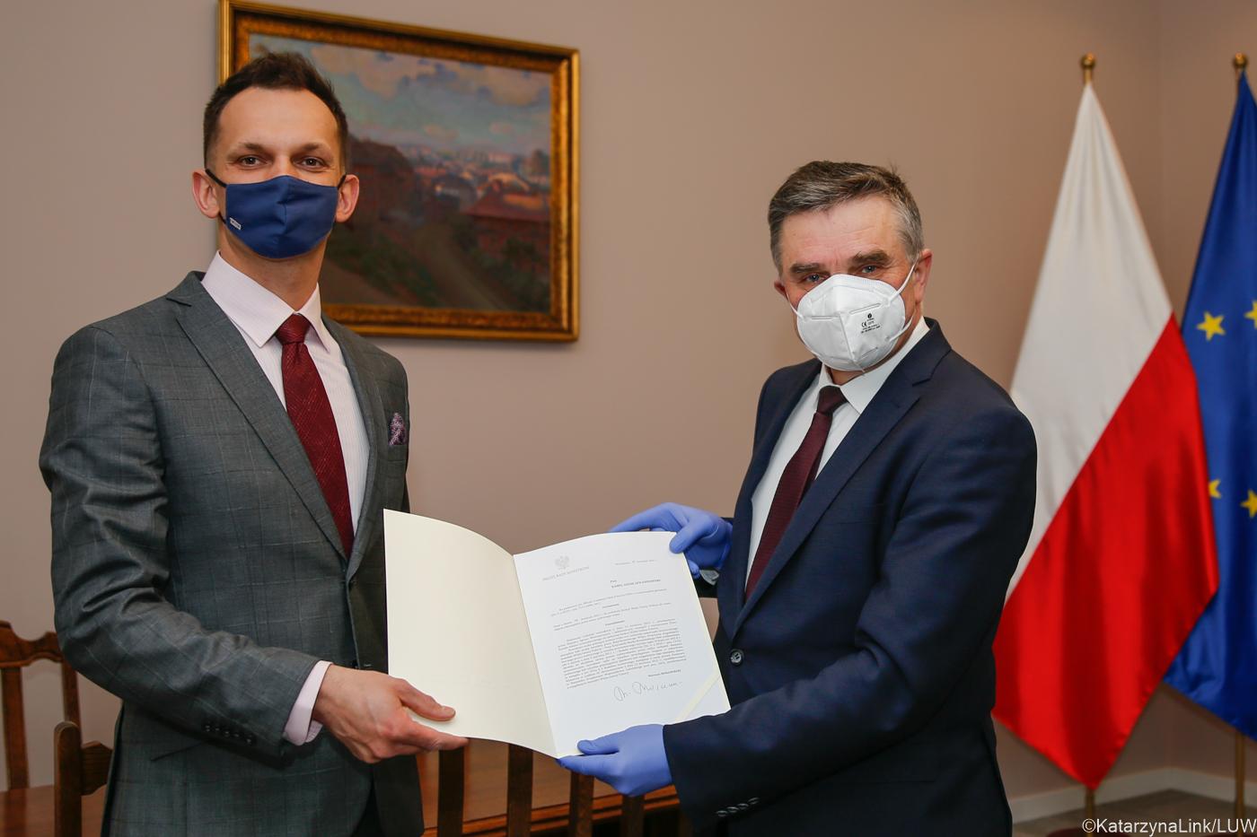 Były pracownik wójta komisarzem w gminie Puławy - Zdjęcie główne