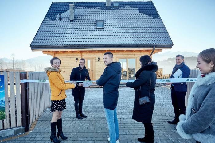 Pani Aneta z Wohynia wygrała dom w Tatrach. Będzie sąsiadką Kamila Stocha! - Zdjęcie główne
