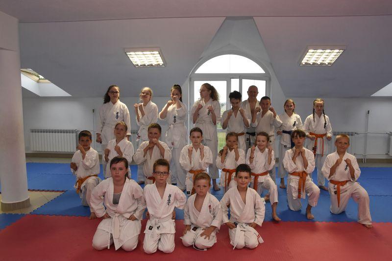 Kąkolewnica: gmina pod znakiem karate  - Zdjęcie główne