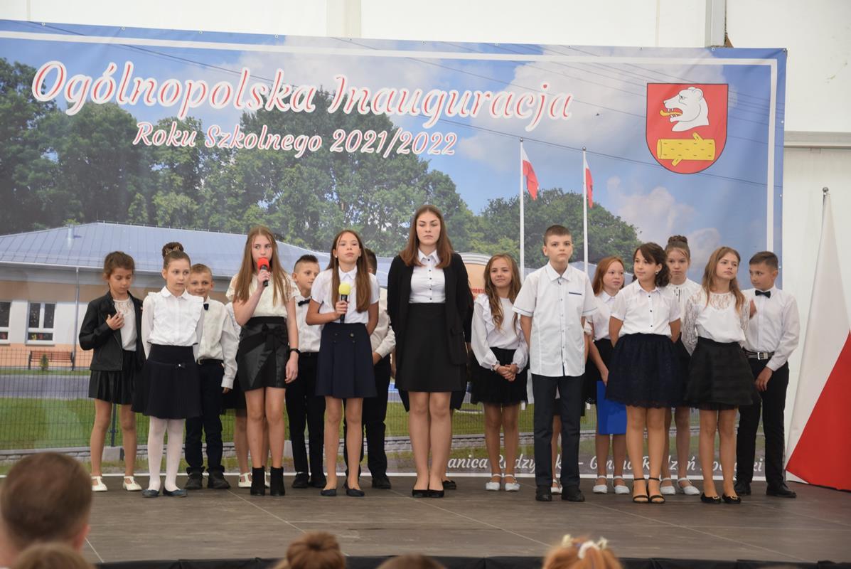 Premier na inauguracji roku szkolnego w Branicy Radzyńskiej (ZDJĘCIA) - Zdjęcie główne