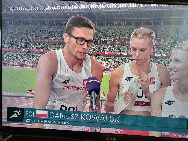 Dariusz Kowaluk z Komarówki rekordzistą Europy! - Zdjęcie główne