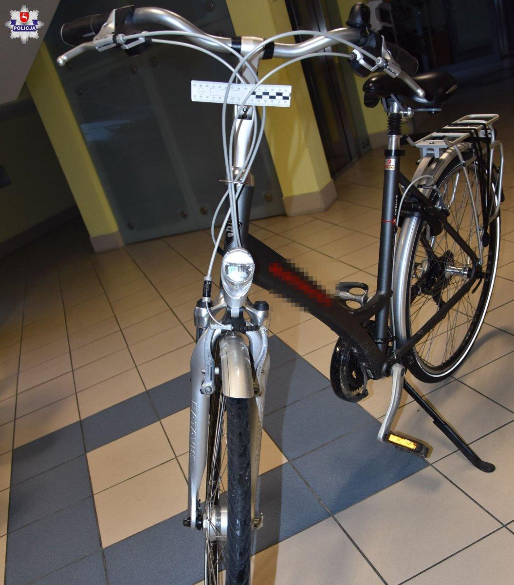 Radzyń Podlaski: Wystawił rower na sprzedaż. Nie wiedział, że jednoślad zniknął z garażu - Zdjęcie główne