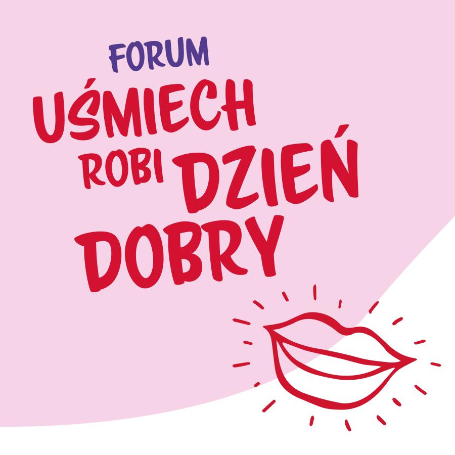 Weź udział w FORUM UŚMIECHU z Rossmannem - Zdjęcie główne