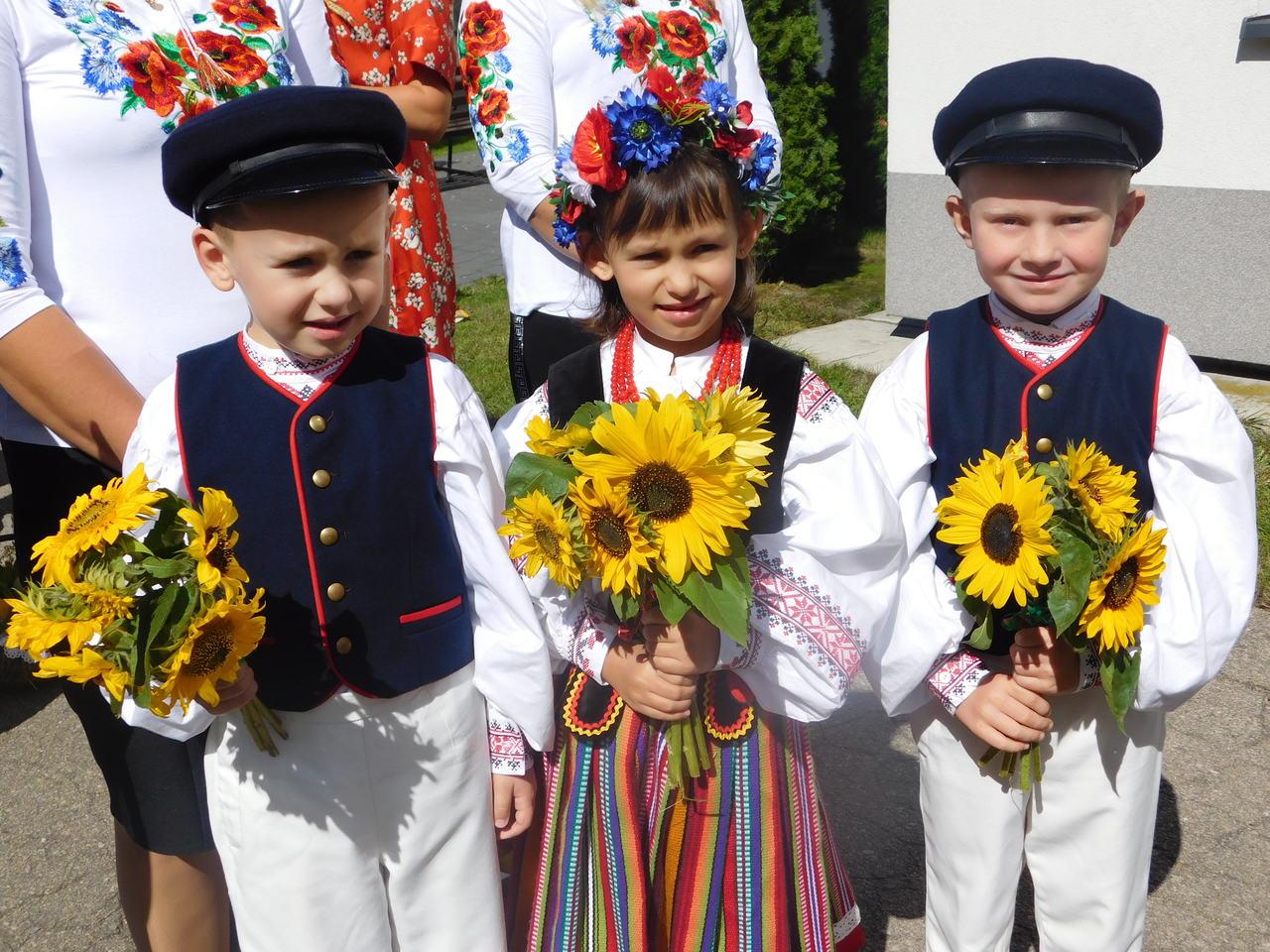 Święto Plonów w gm. Kąkolewnica - Zdjęcie główne