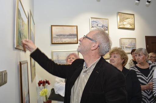 Dziś wernisaż malarstwa Tadeusza Blicharza - Zdjęcie główne