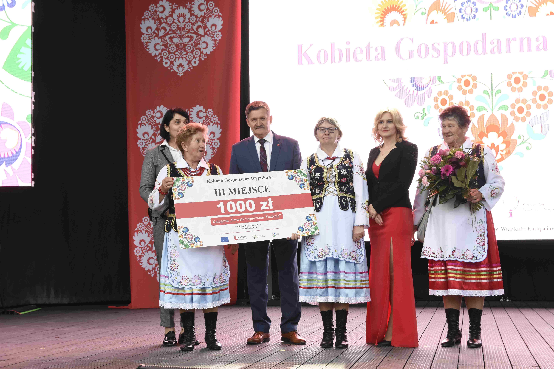 Gm. Kąkolewnica: KGW Turów zajęły III miejsce w województwie - Zdjęcie główne
