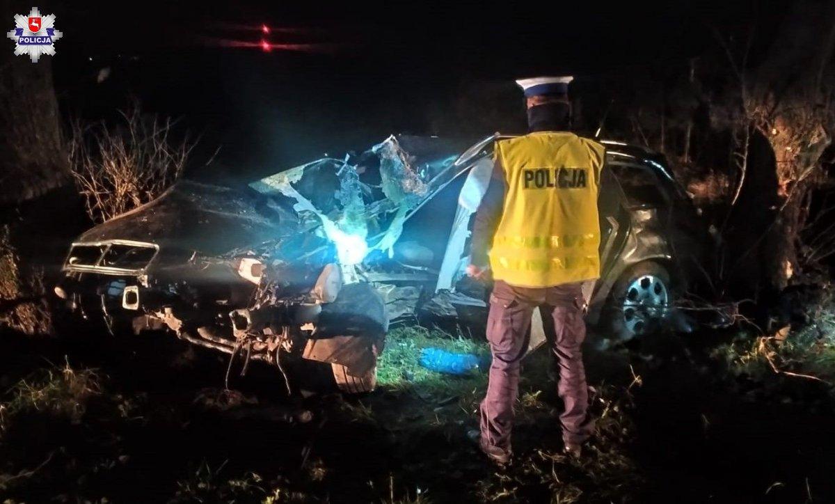 Śmiertelny wypadek w miejscowości Bezwola Stara Wieś - Zdjęcie główne