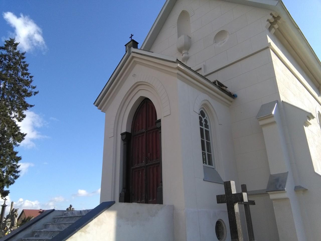 Jutro odpust w parafii Św. Anny - Zdjęcie główne