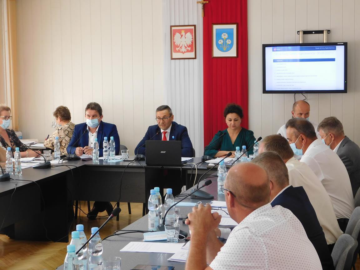 Dziś sesja Rady Gminy Kąkolewnica - Zdjęcie główne