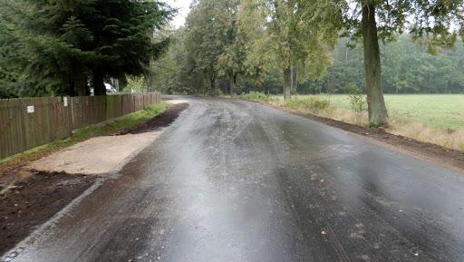 Gmina Kąkolewnica wsparła powiat w remoncie drogi w Lipniakach - Zdjęcie główne