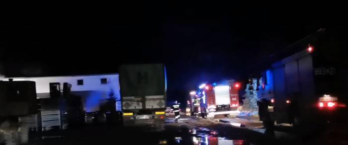 Radzyń Podlaski: Pożar w jednym z domów. 3 tysiące złotych strat  - Zdjęcie główne