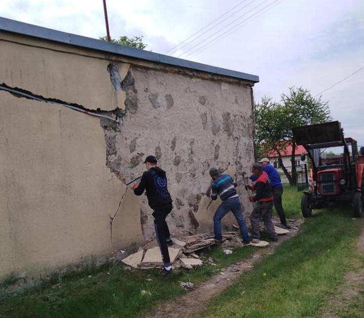 Gm. Ulan-Majorat: remont świetlicy w Stoku - Zdjęcie główne