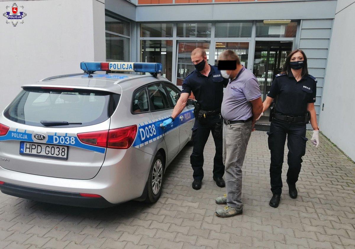 Wpadł 34-latek, który kradł rowery w Radzyniu - Zdjęcie główne