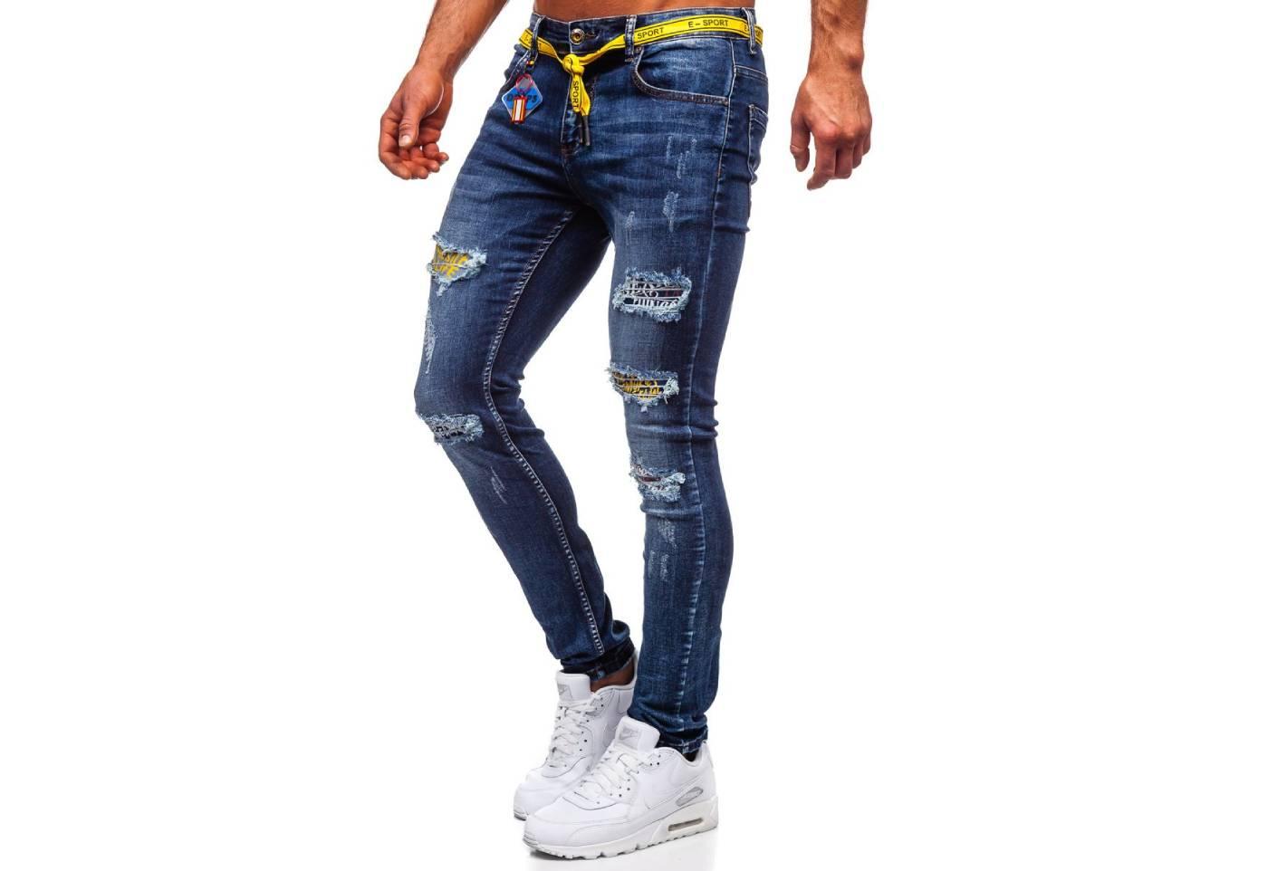 Najmodniejsze kroje męskich jeansów – czy znasz je wszystkie? - Zdjęcie główne