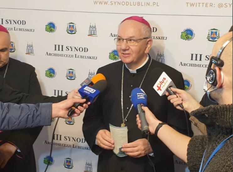 Lublin: Metropolita lubelski nominowany do Kongregacji Wychowania Katolickiego - Zdjęcie główne