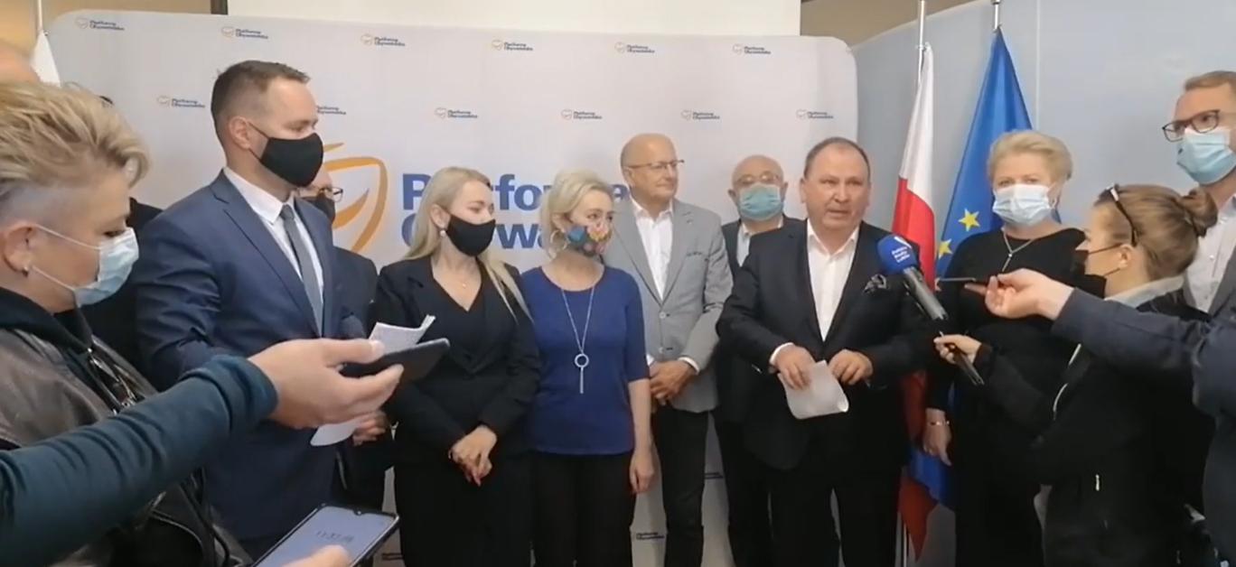 Lublin: Prezydent Żuk nie będzie szefem PO na Lubelszczyźnie. Zarekomendował kandydata na to stanowisko [WIDEO] - Zdjęcie główne