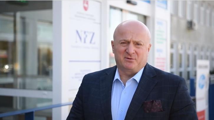 Lublin: Marszałek województwa przeszedł koronawirusa. Teraz apeluje o szczepienie przeciwko COVID-19 [WIDEO] - Zdjęcie główne