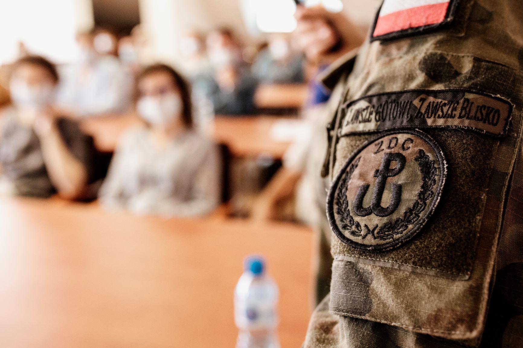Województwo lubelskie: Terytorialsi szkolą samorządy. W cyberbezpieczeństwie - Zdjęcie główne