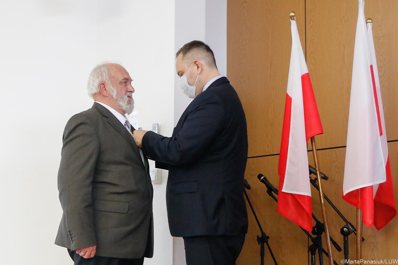 Lublin: Opozycja niepodległościowa wyróżniona odznaczeniami - Zdjęcie główne