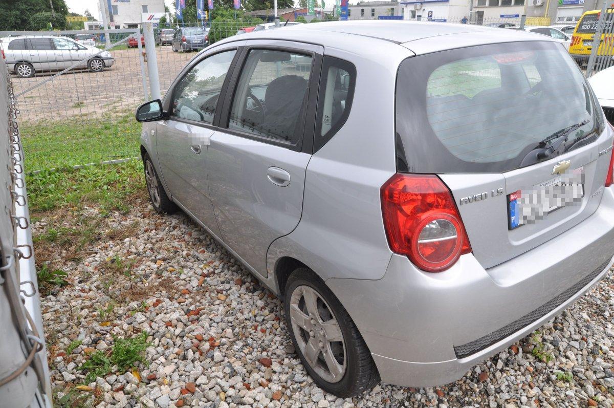 Odpowie za kradzież samochodu i katalizatorów - Zdjęcie główne