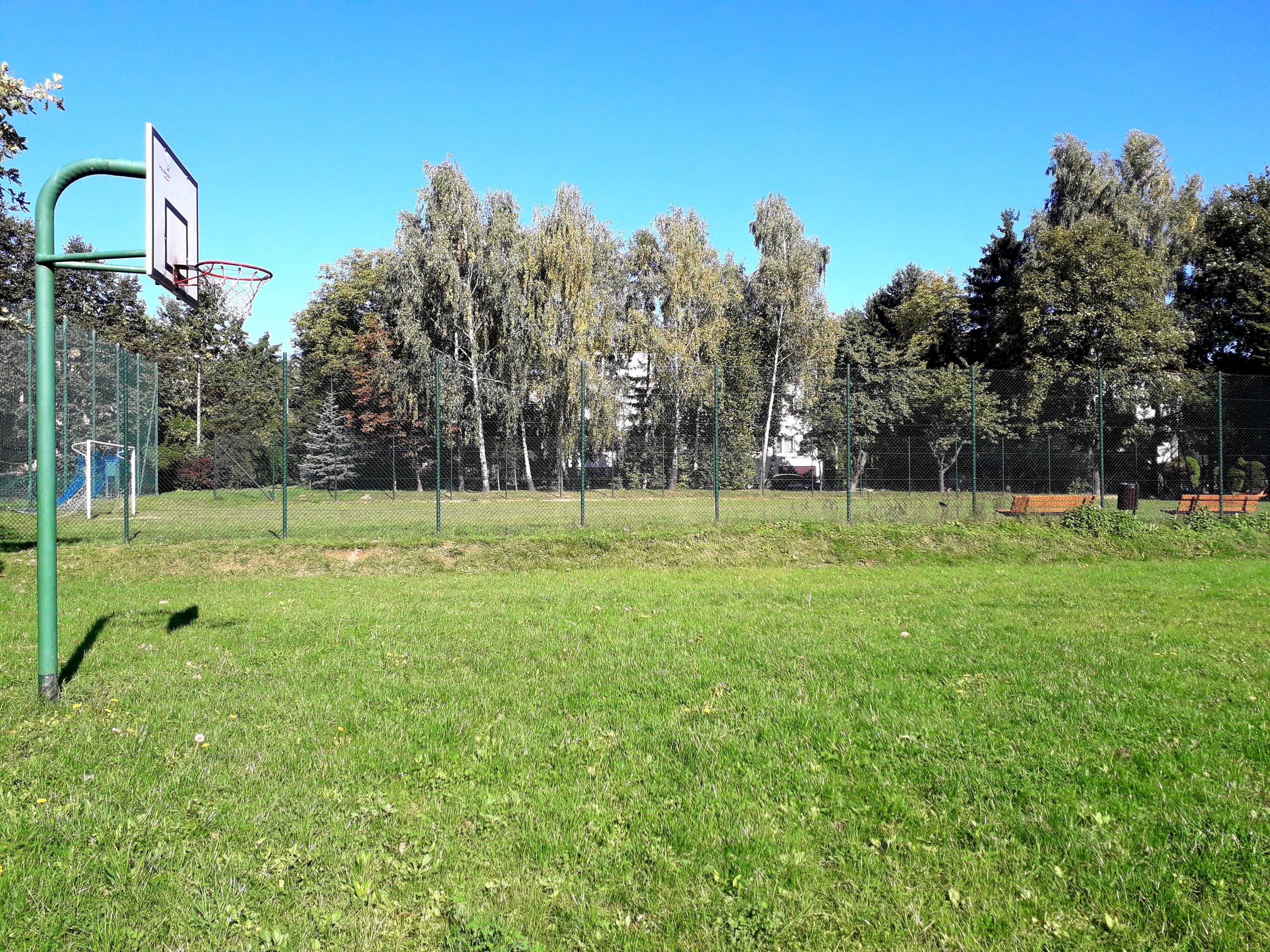 Lublin: Odnowią boisko do koszykówki na Węglinie Południowym - Zdjęcie główne