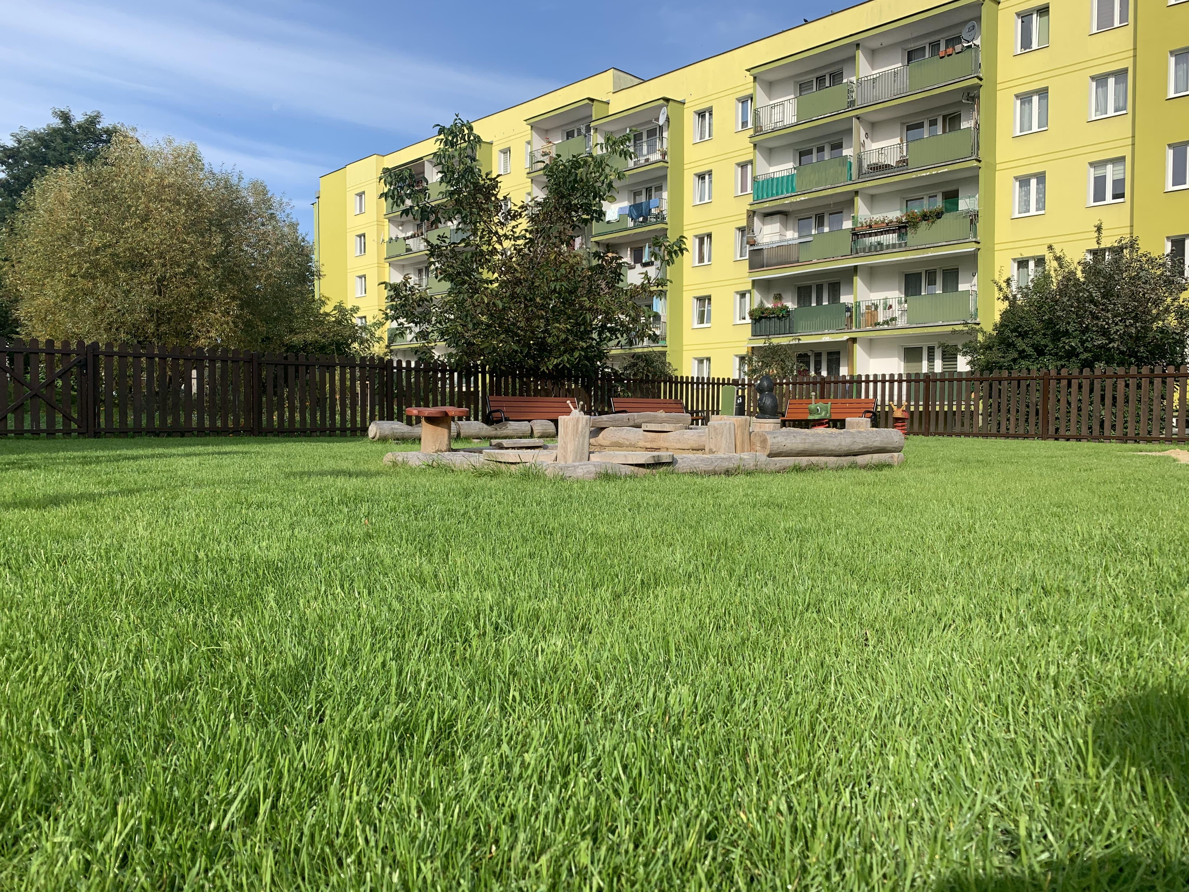 Przy ul. Szwoleżerów w Lublinie jest nowy plac zabaw - Zdjęcie główne