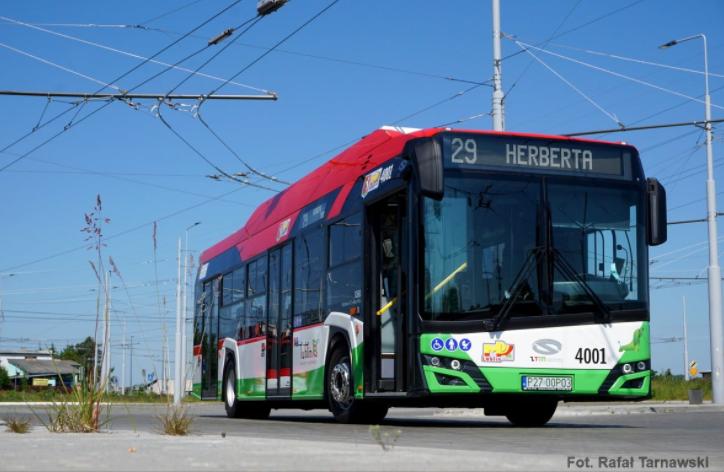Lublin: Pojawią się nowe autobusy elektryczne - Zdjęcie główne