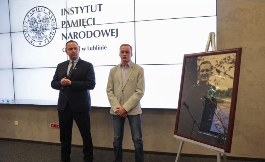 Lublin: IPN znalazł szczątki jednego z Żołnierzy Wyklętych - Zdjęcie główne