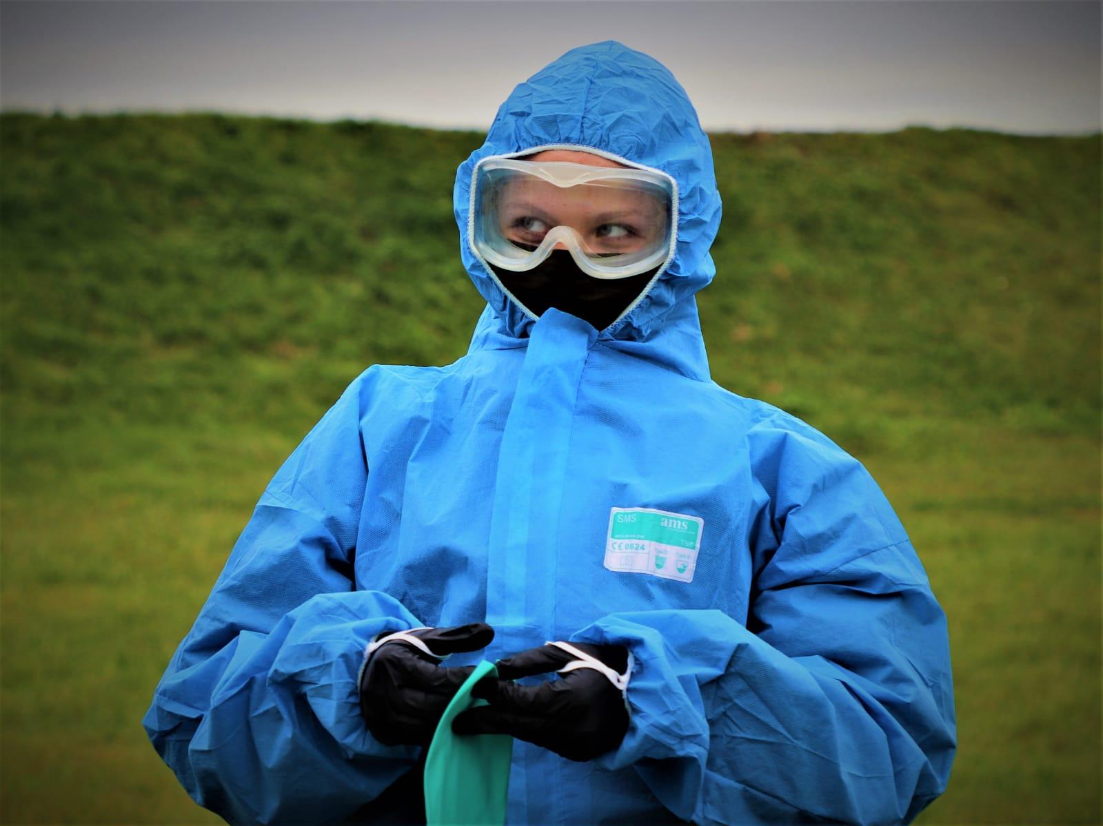 Ponad 80 procent lubelskich terytorialsów stawiło się na wezwane w związku z sytuacją epidemiczną - Zdjęcie główne