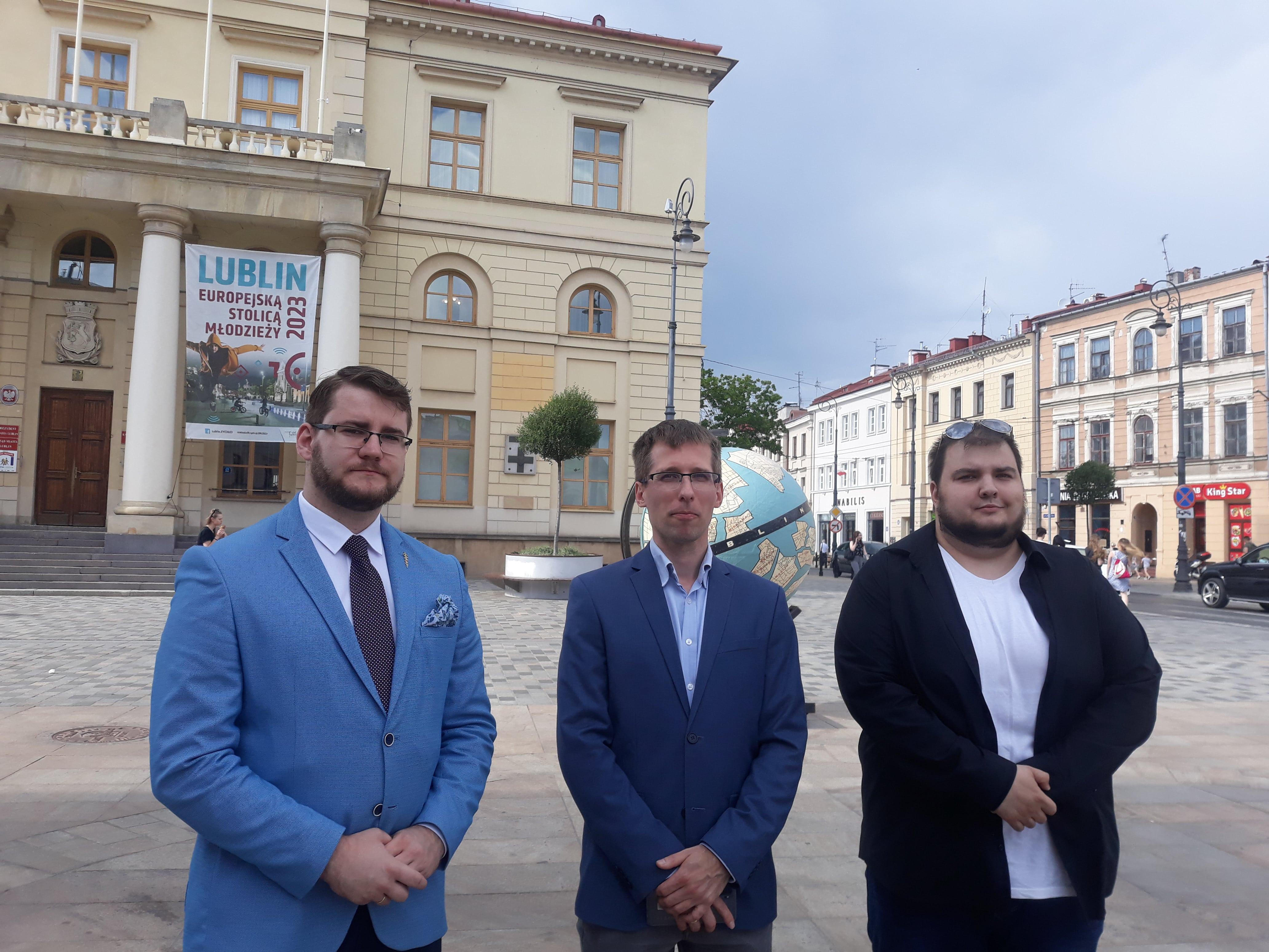 """Lublin: petycja """"Pilnuj budżetu"""" środowisk narodowych i pro-life. Radni wydali opinię [WIDEO] - Zdjęcie główne"""