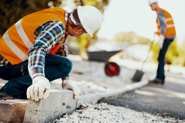 Lublin: Wybudują nowy chodnik na Węglinie Południowym. Będzie też ścieżka rowerowa - Zdjęcie główne