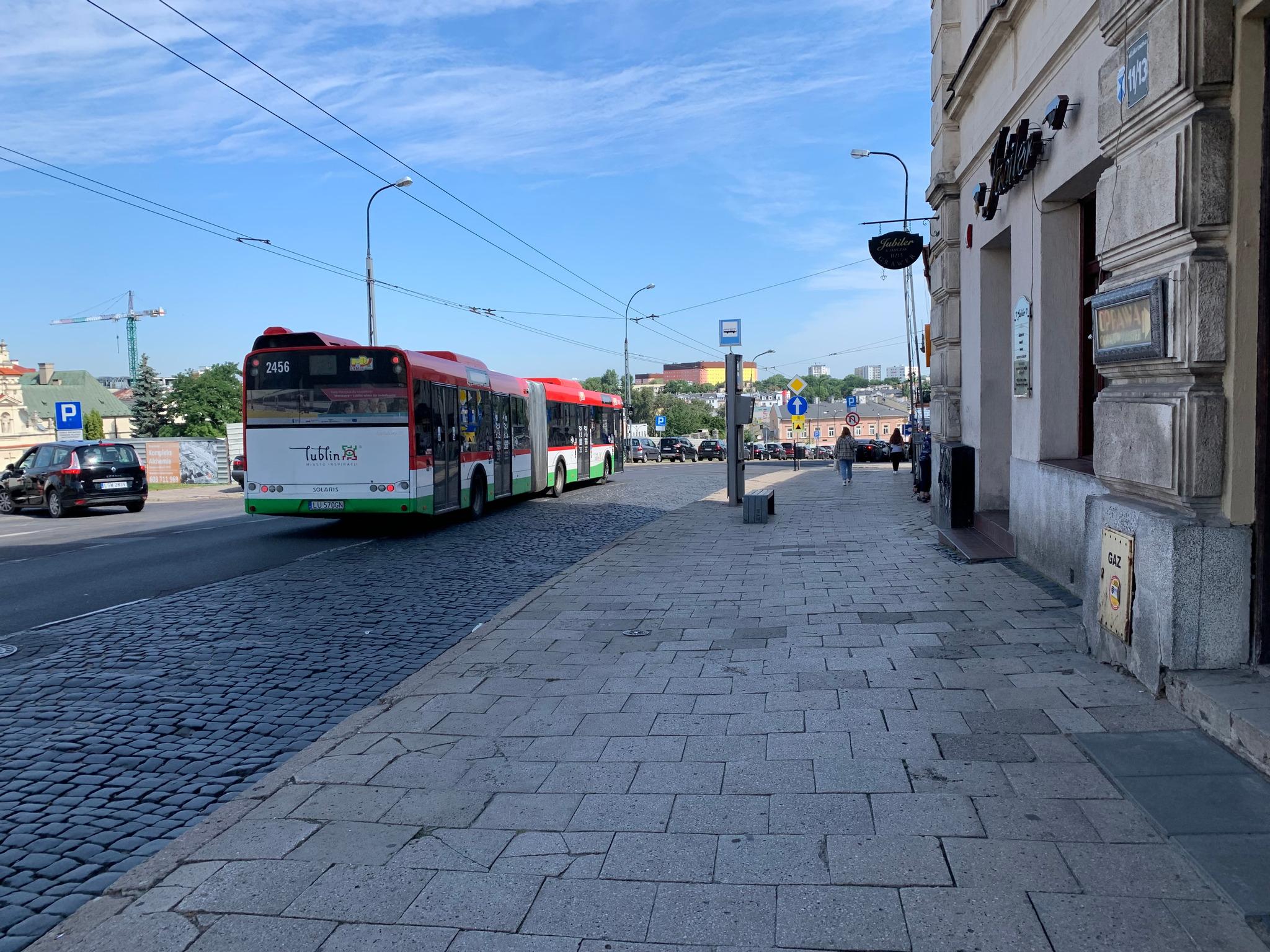 Lublin: Rusza remont ul. Lubartowskiej. Będą zmiany w organizacji ruchu - Zdjęcie główne
