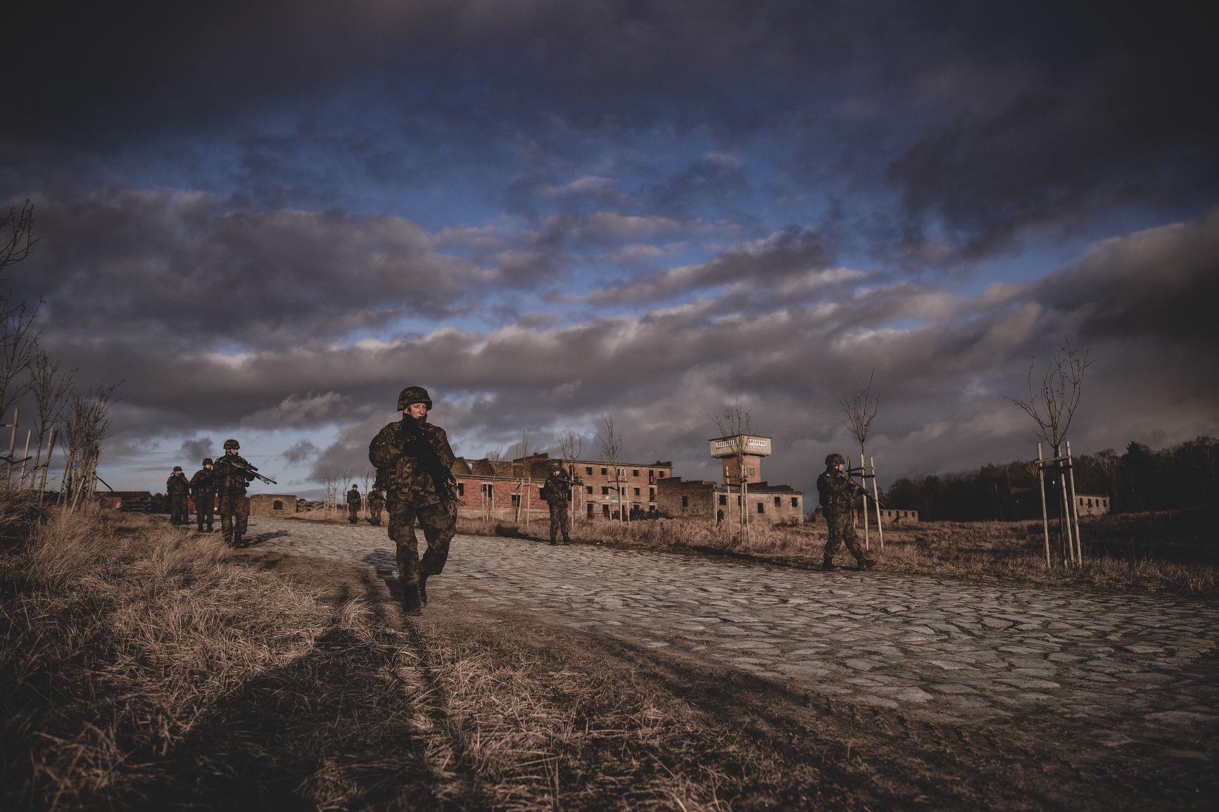 Lubelscy terytorialsi ćwiczą na poligonie pierwszy raz w roku - Zdjęcie główne