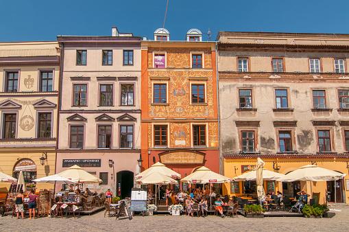 Miasto Lublin znowu pomoże branży gastronomicznej? Radni mają pomysł - Zdjęcie główne