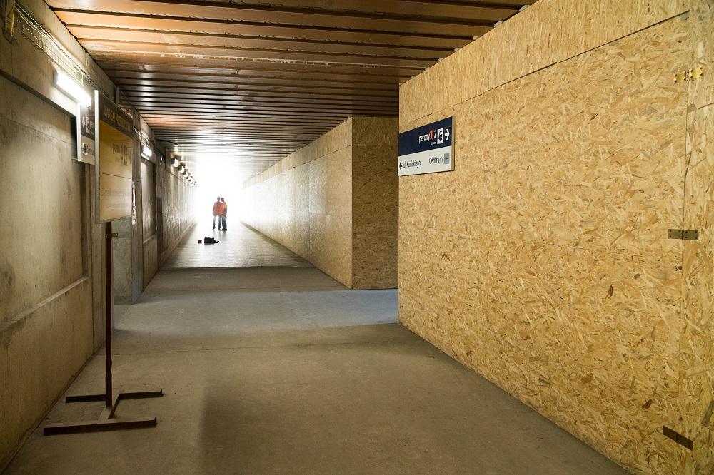 W piątek otwarcie podziemnych przejść na stacji Lublin-Główny. Koniec z chodzeniem naokoło - Zdjęcie główne