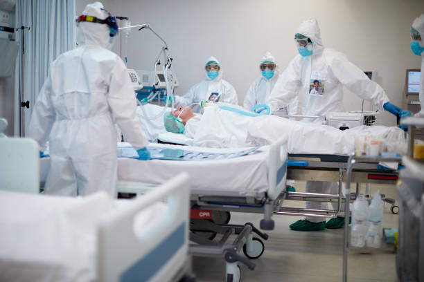 Koronawirus: W Lubelskiem najwięcej zajętych łóżek w szpitalach. Ministerstwo Zdrowia komentuje sytuację - Zdjęcie główne
