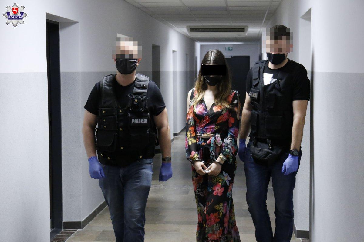 Mieszkanka Lublina straciła 45 tys. zł. Oszustka wpadła w ręce policji - Zdjęcie główne